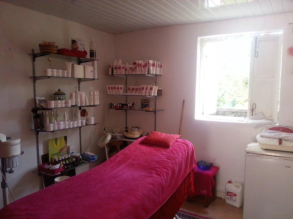 Institut de beauté - La cabine
